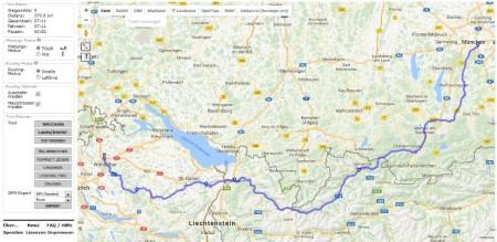Motorrad-Tour-Alpen