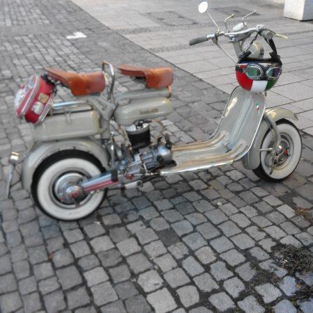 Lambretta D 125 CC