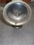 Scharlach Karbid Lampenglas