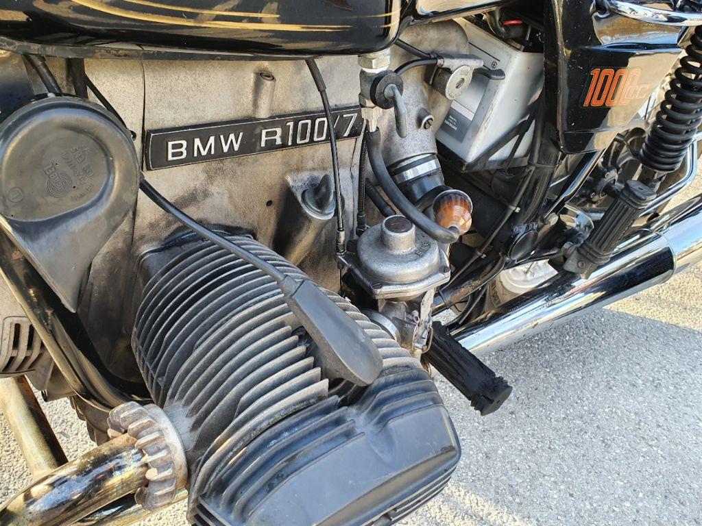 BMW R100/7 Motor