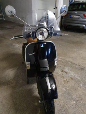 Vespa PX 125 E Millenium Edition