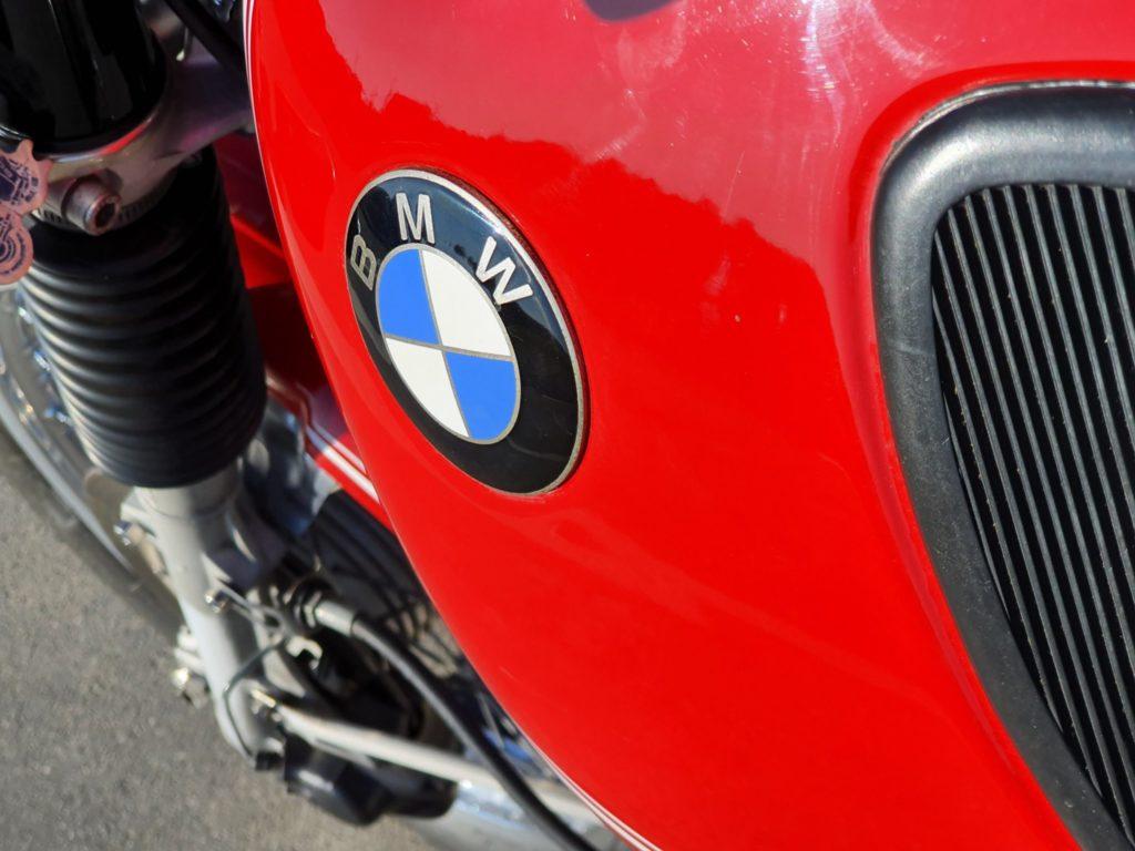 BMW R75/6 Restauriert